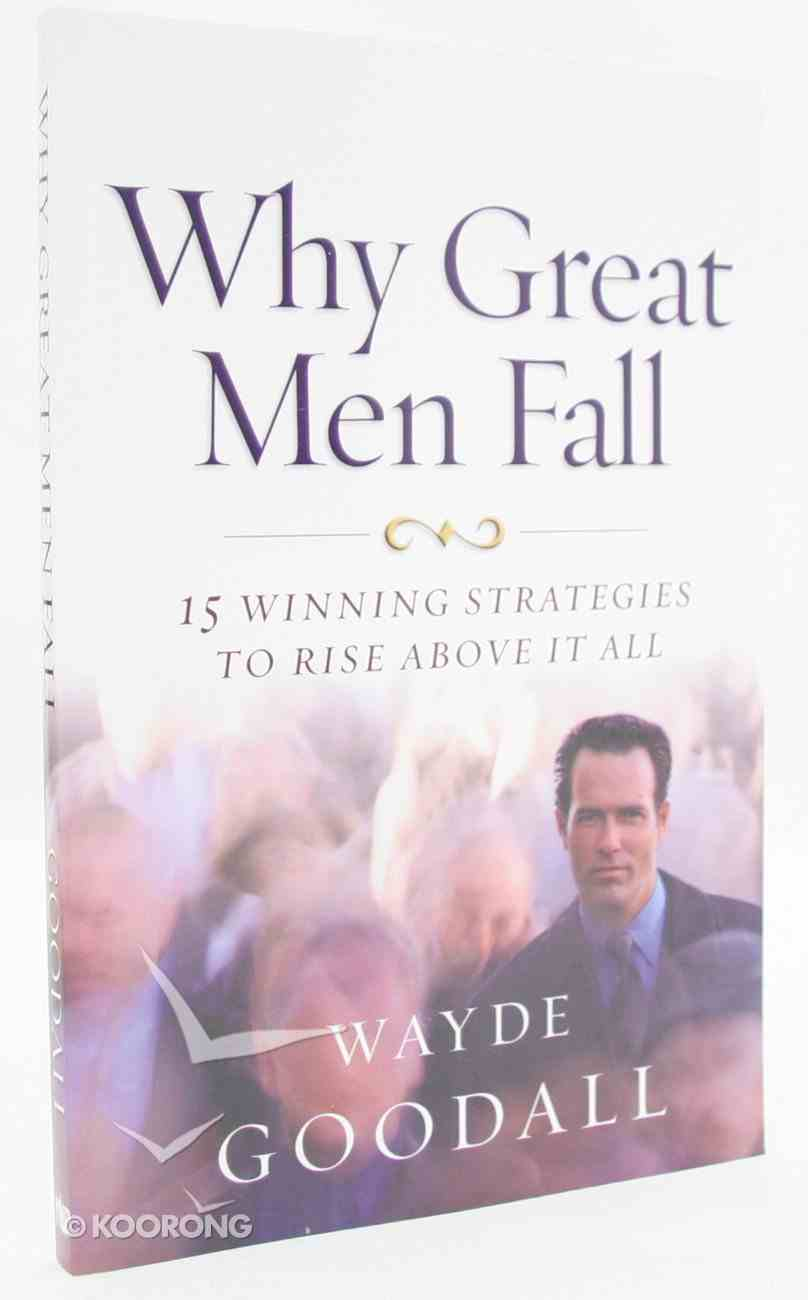 Why Great Men Fall Paperback