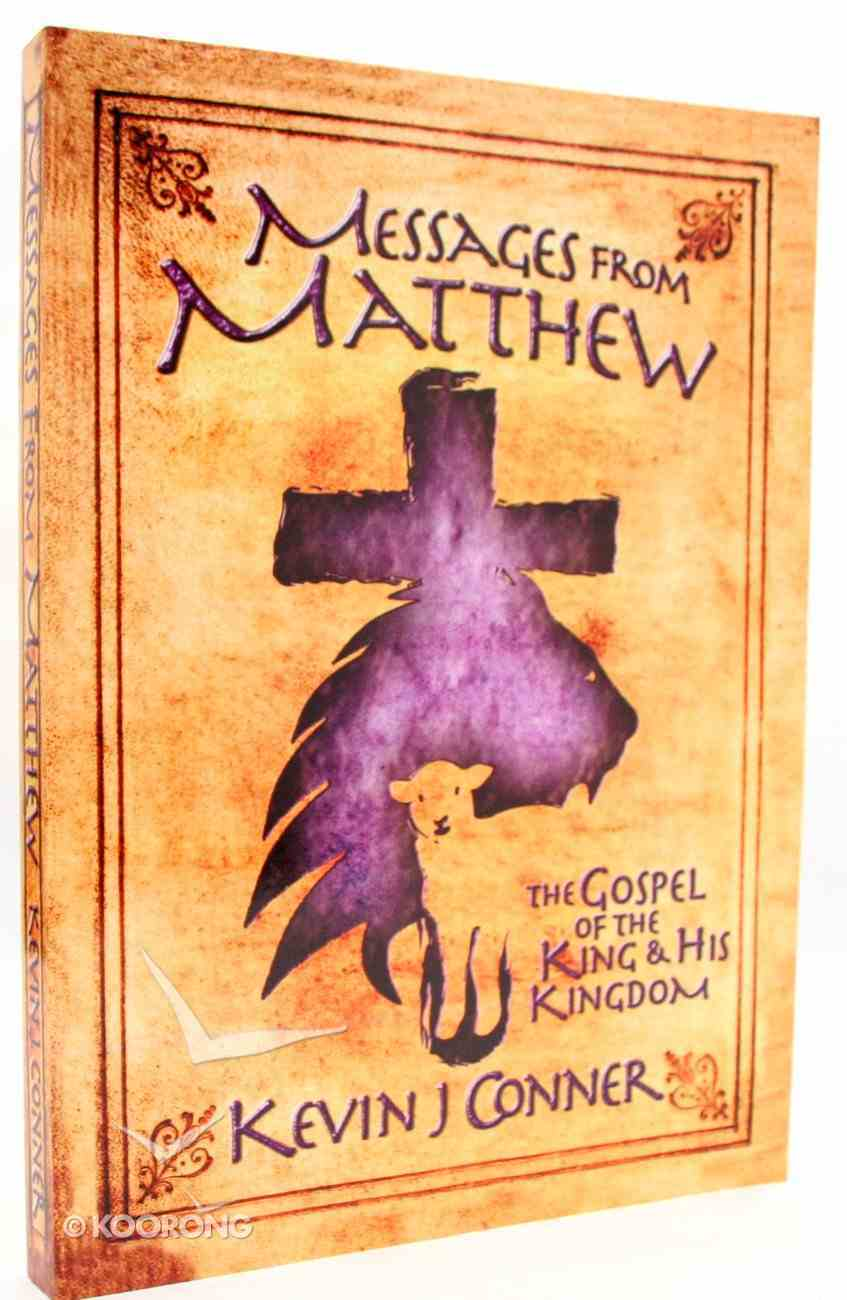 Messages From Matthew Paperback