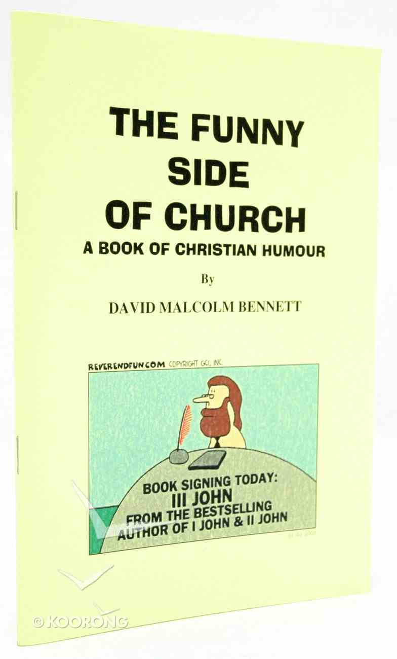 The Funny Side of Church Paperback