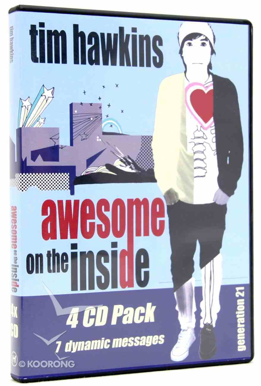Generation 21: Awesome on the Inside (4 Cd Pack) Pack