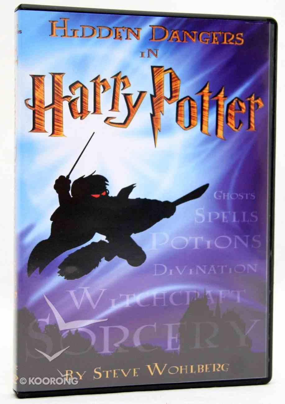 The Hidden Dangers of Harry Potter DVD