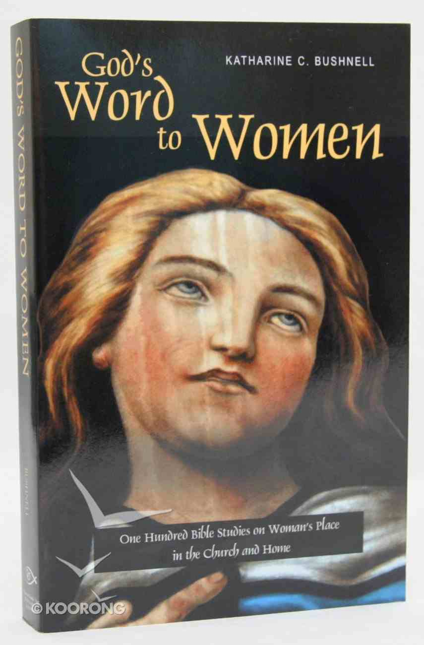 God's Word to Women Paperback
