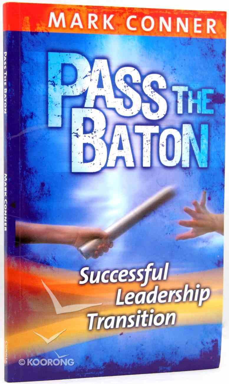 Pass the Baton Paperback