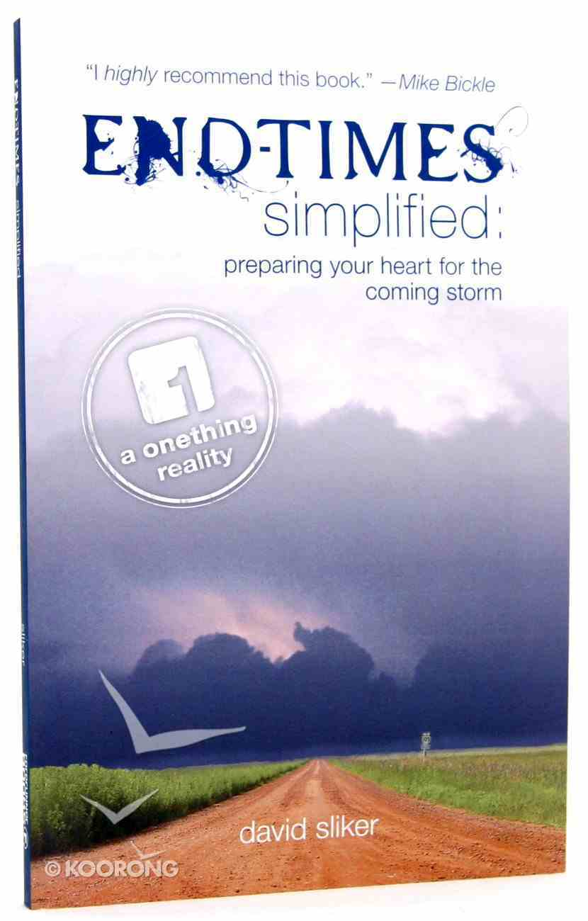 End-Times Simplified Paperback