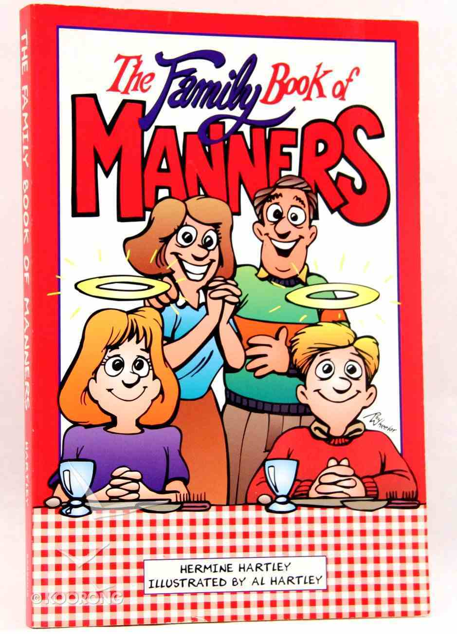 Family Book of Manners ,The Paperback