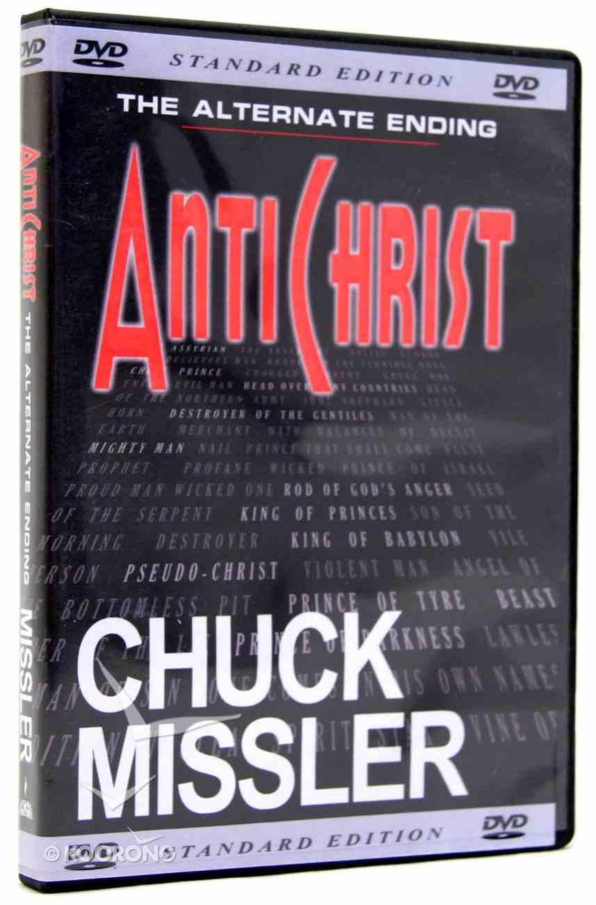 Antichrist DVD