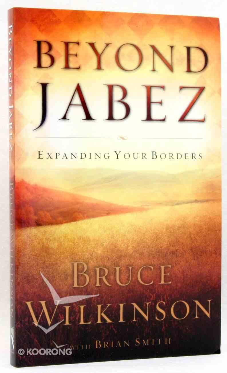 Beyond Jabez Paperback