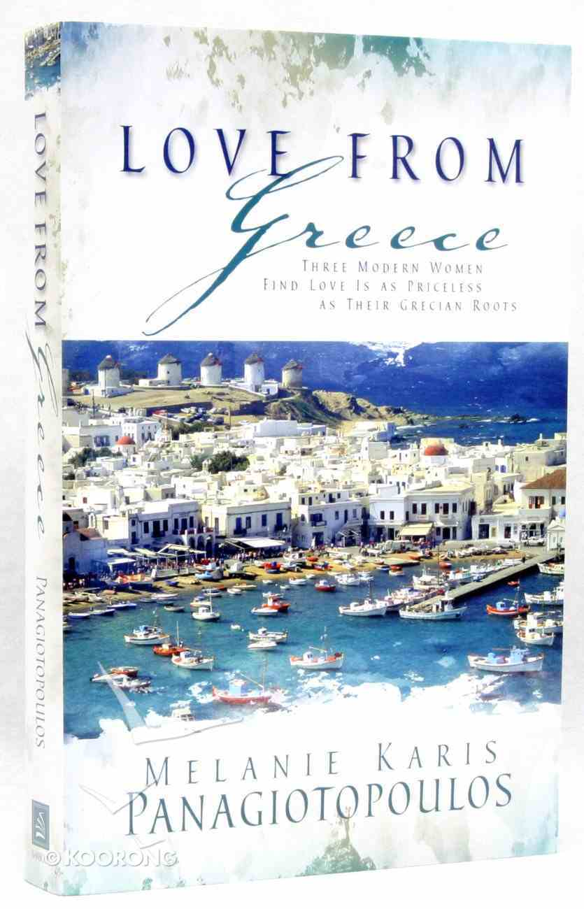 Love From Greece Paperback