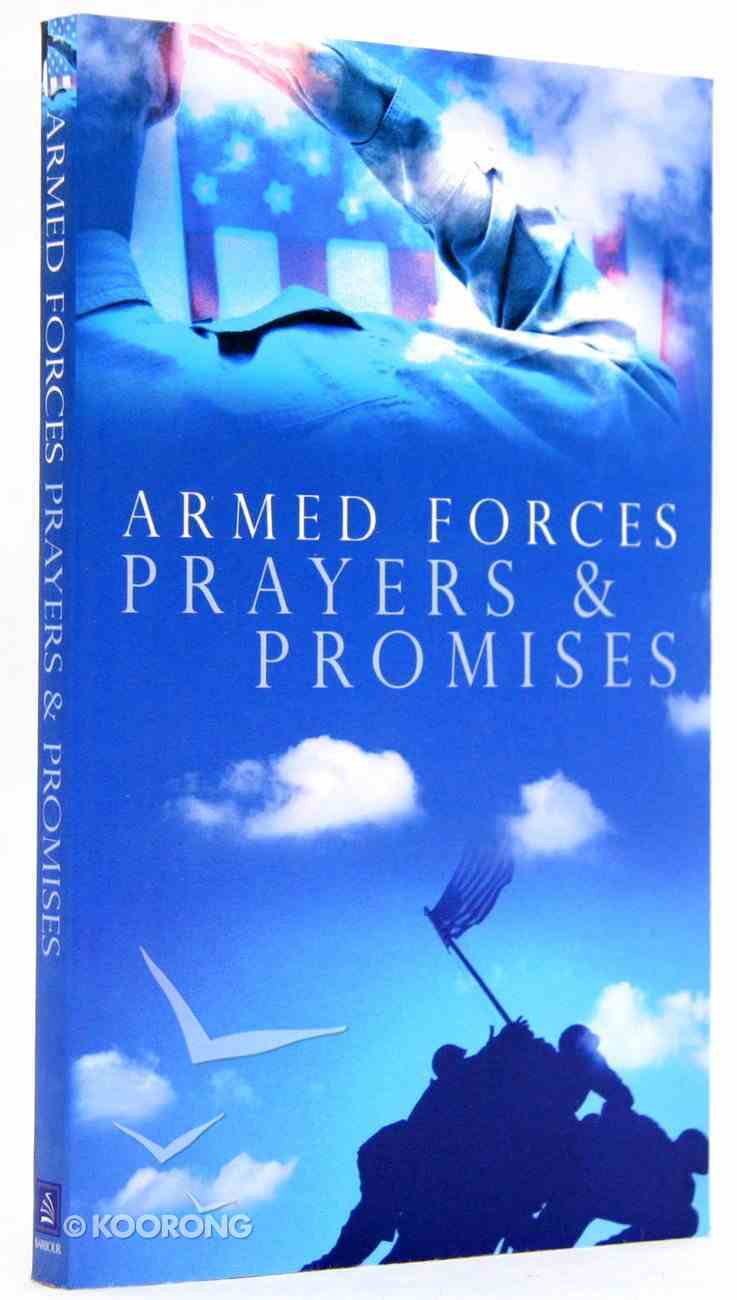 Armed Forces Prayers and Promises Paperback