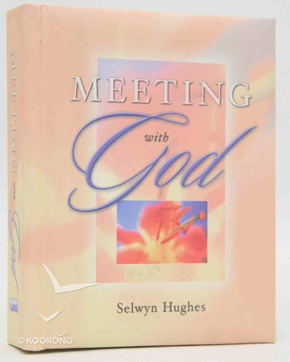 Meeting With God Paperback