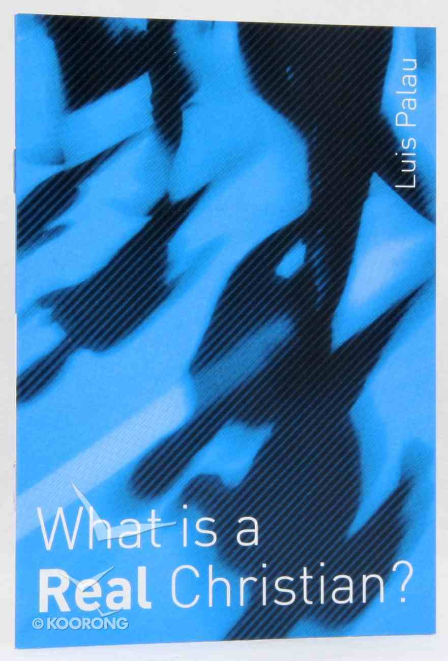 What is a Real Christian? (6 Pack) Booklet