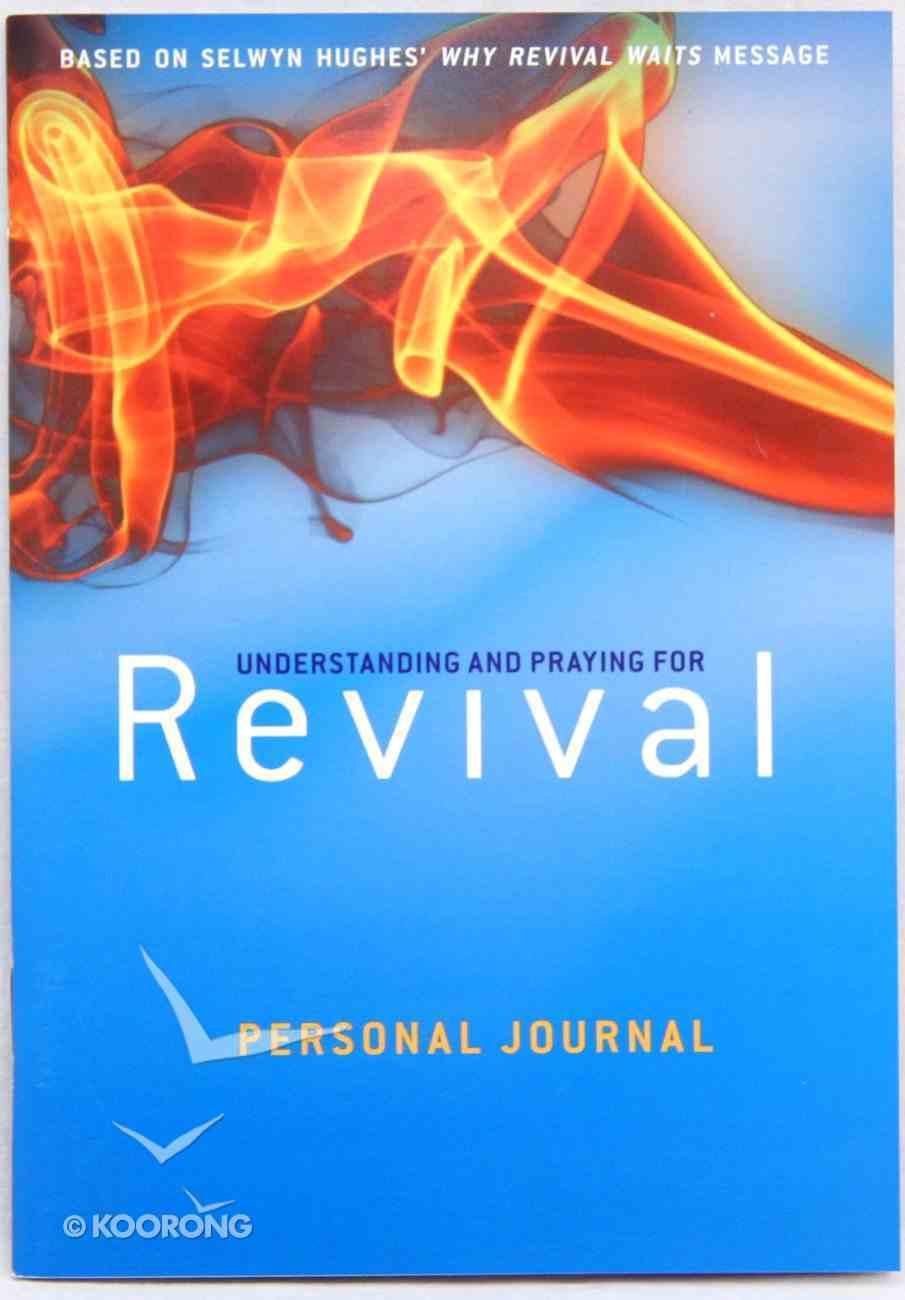 Understanding and Praying For Revival! (Workbook) Paperback