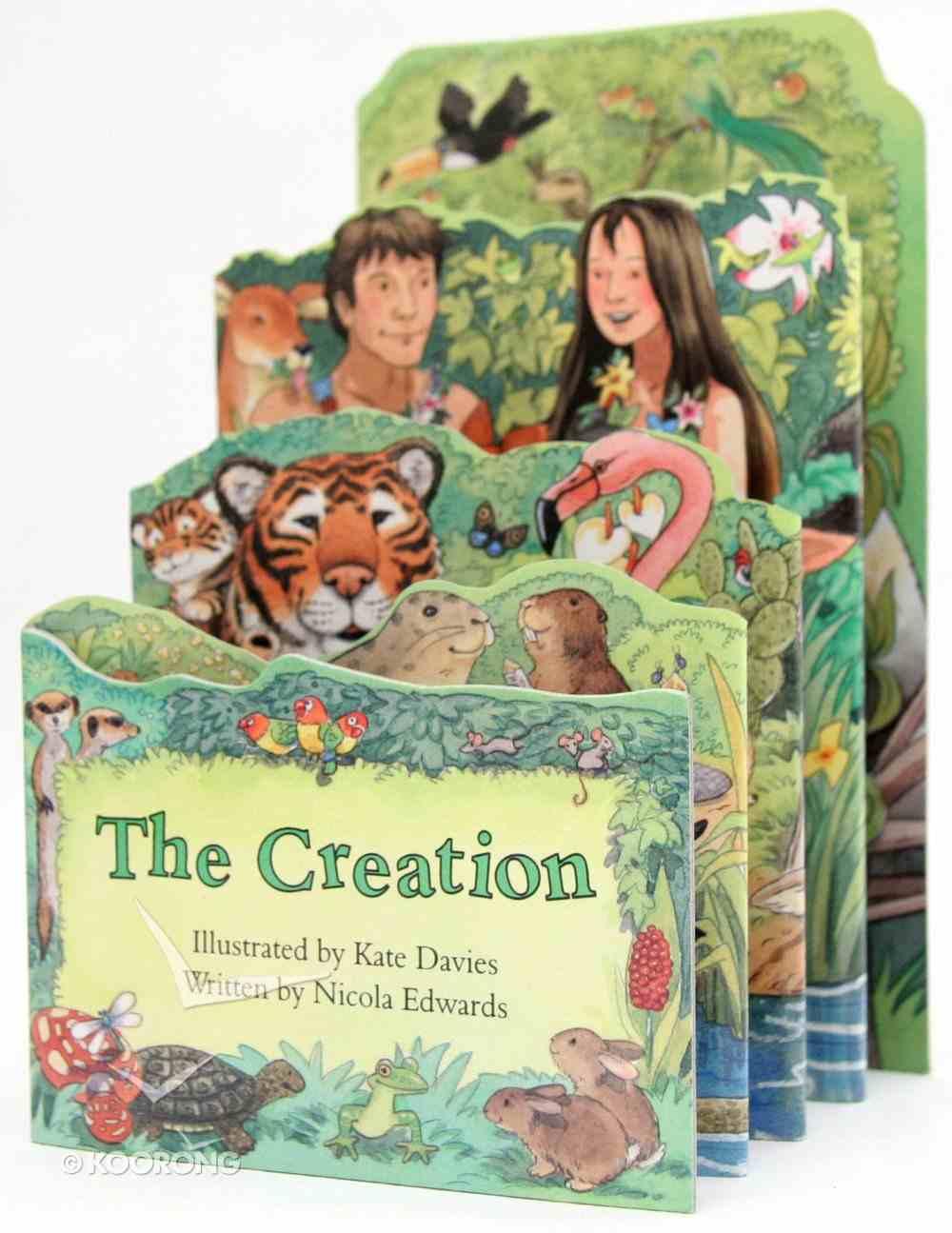 The Creation (Bible Concertina Books Series) Board Book