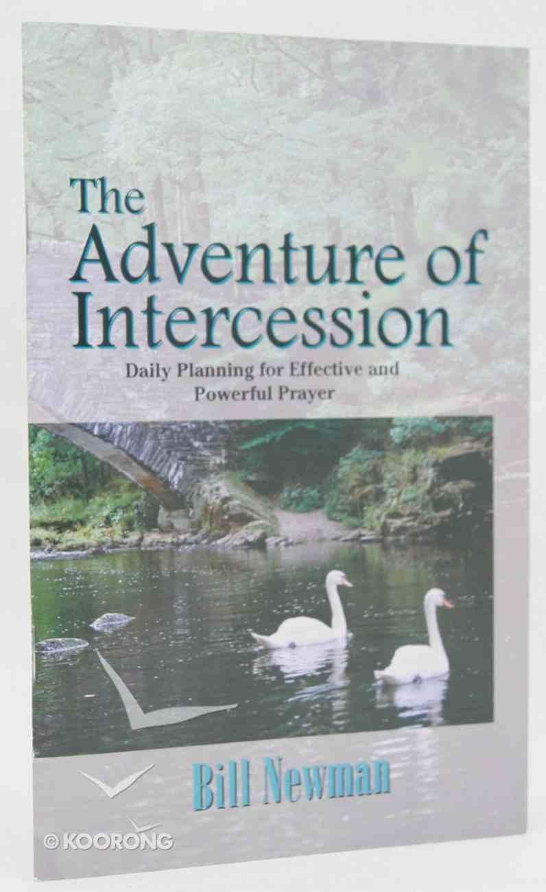 The Adventure of Intercession Paperback