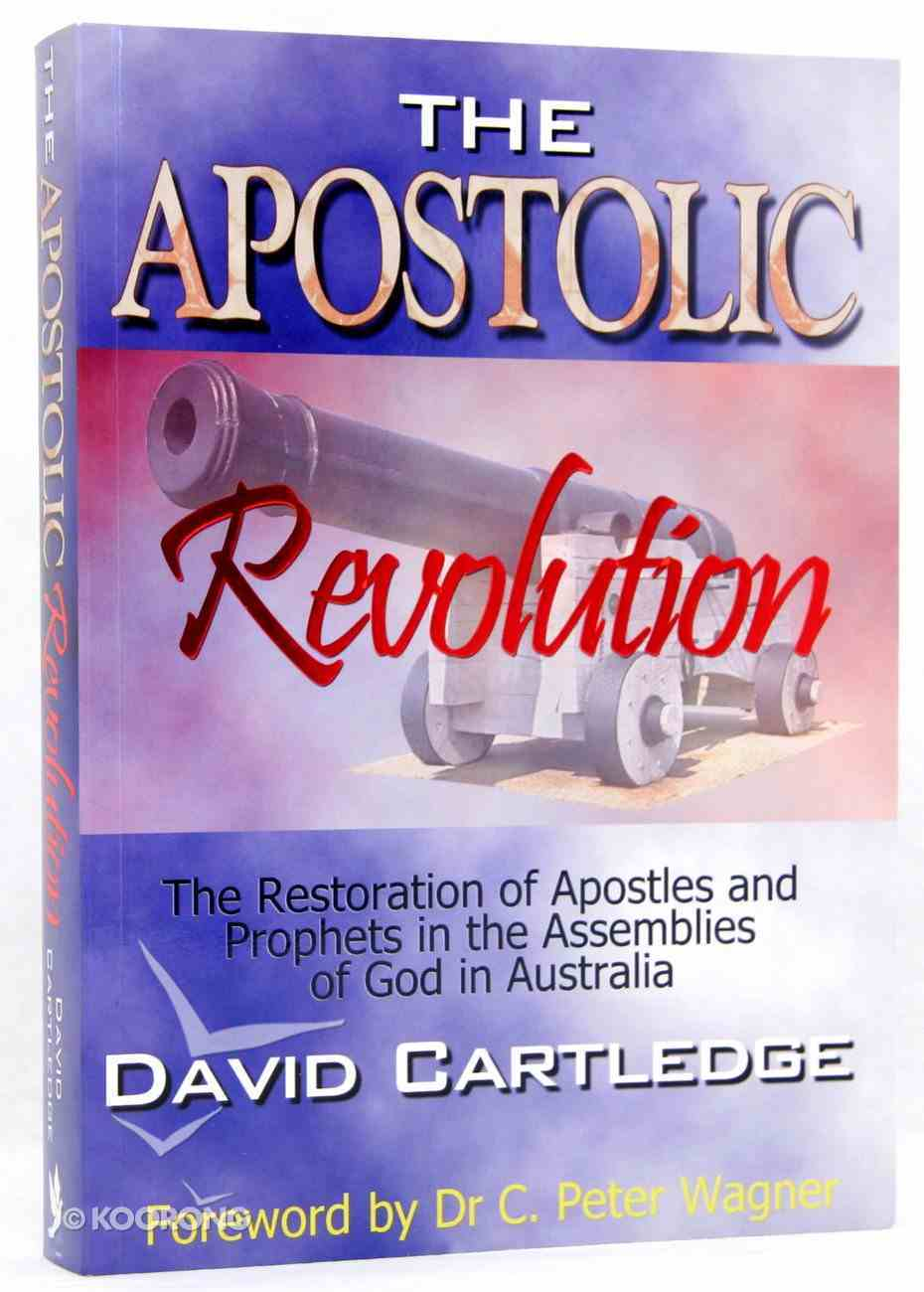 The Apostolic Revolution Paperback