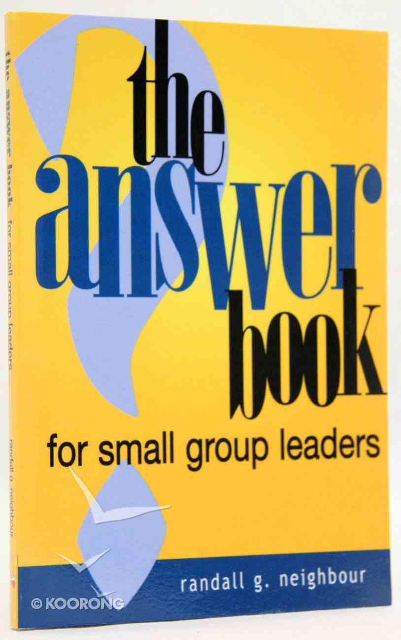 The Answer Book Paperback