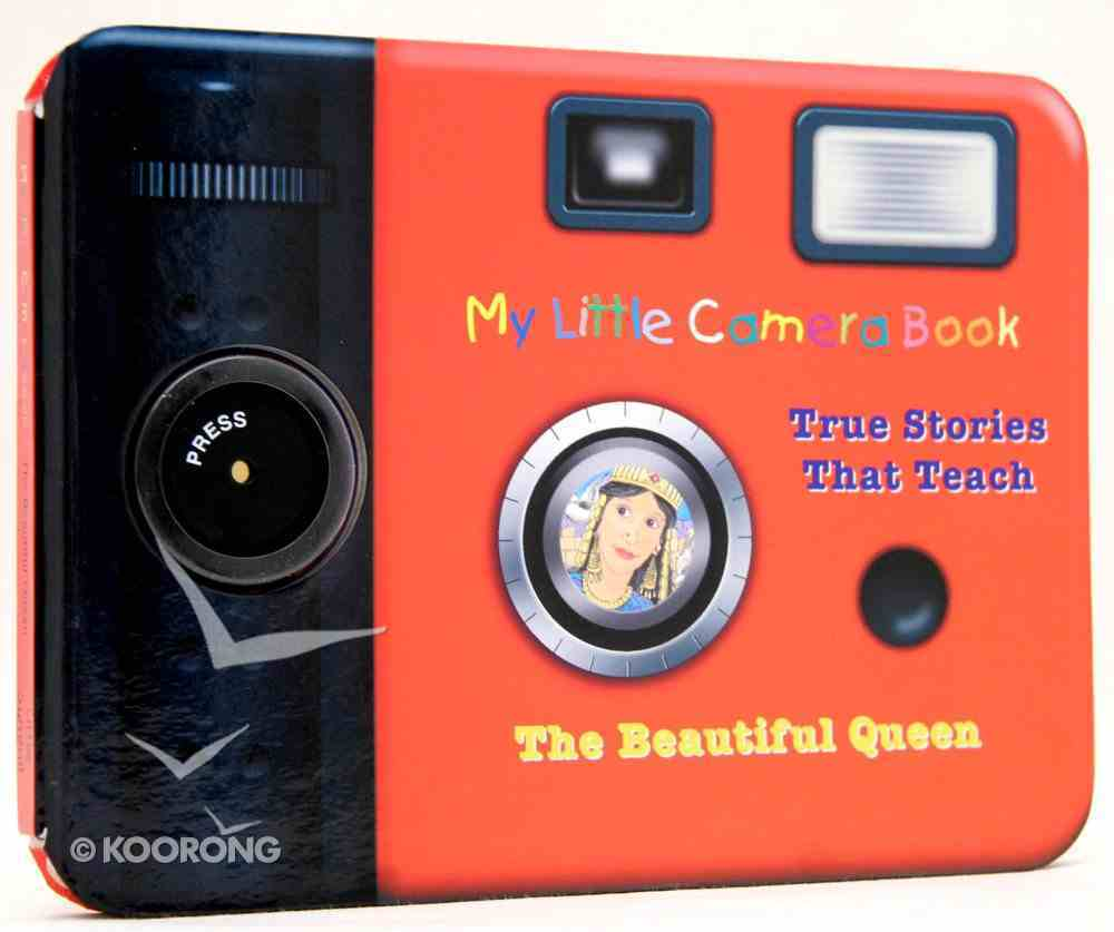 Beautiful Queen (My Little Camera Book Series) Hardback