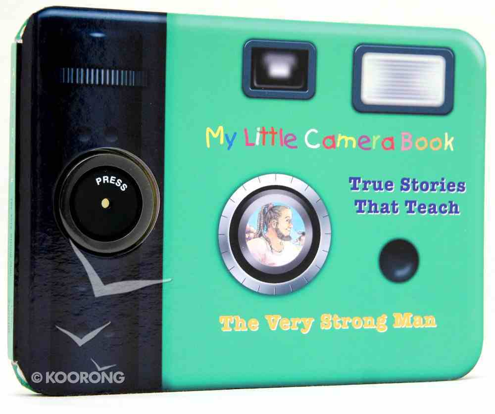 Very Strong Man (My Little Camera Book Series) Hardback