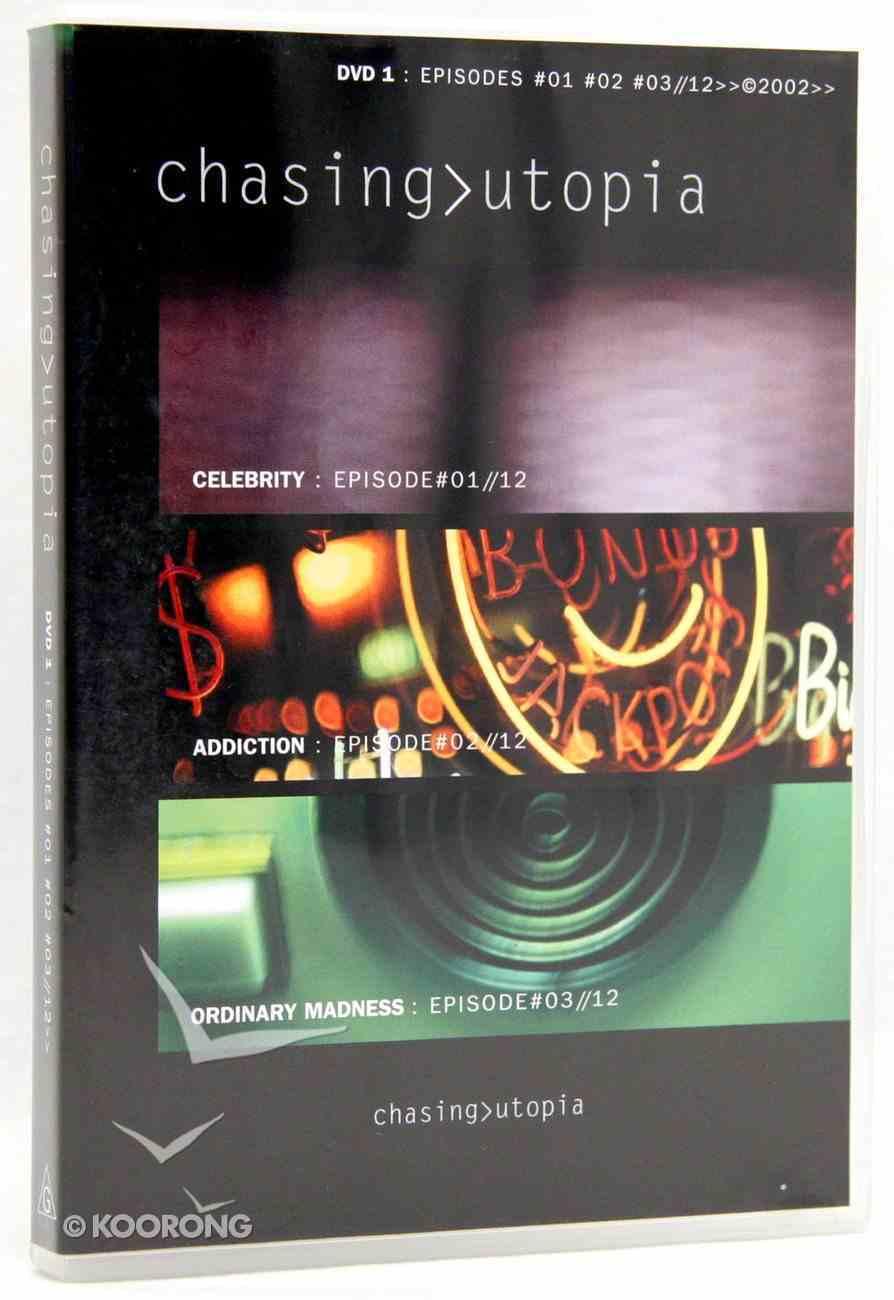 Chasing Utopia #01-#03 (Episode 1) DVD
