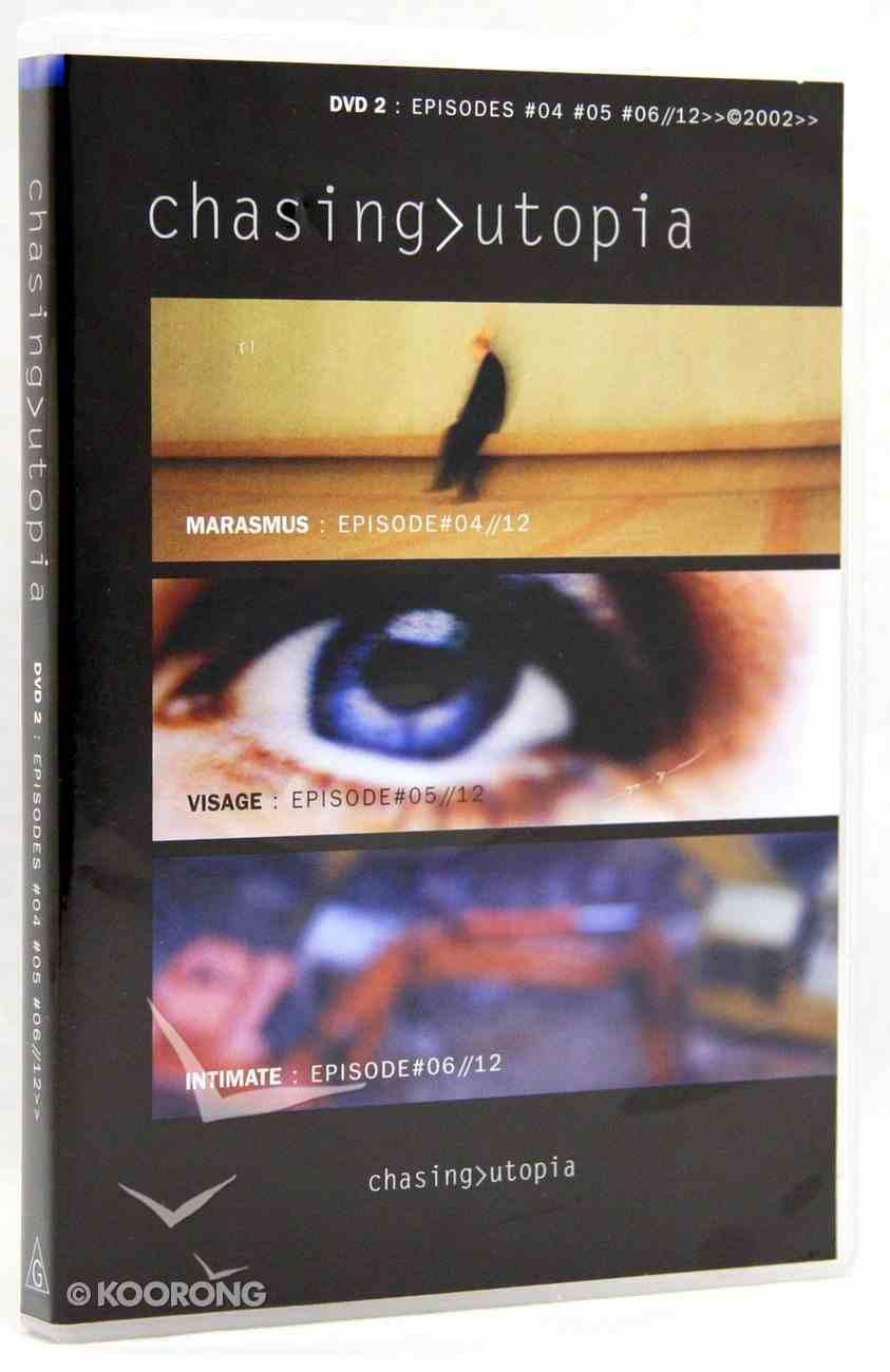 Chasing Utopia #04-#06 (Episode 2) DVD