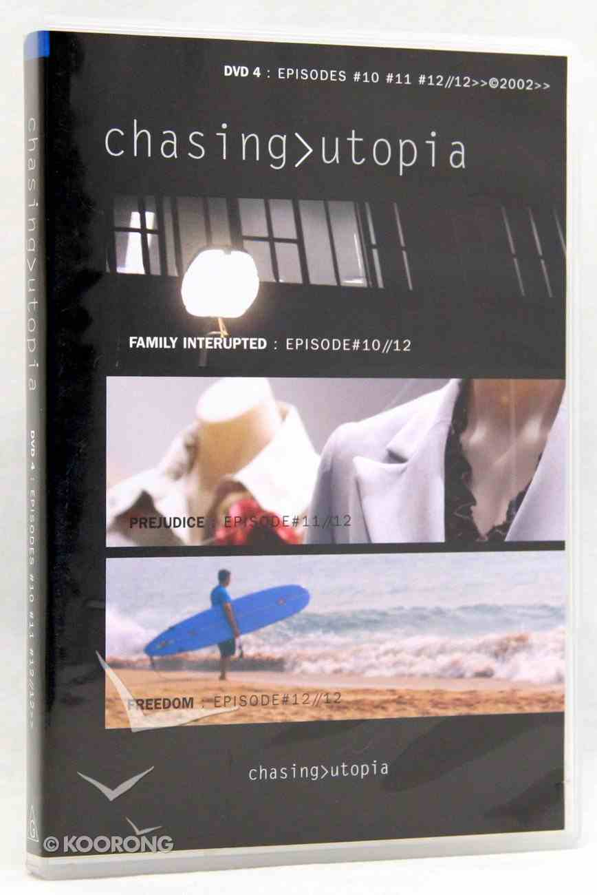 Chasing Utopia #10-#12 (Episode 4) DVD