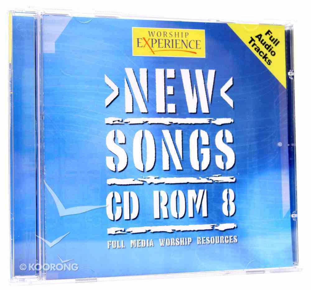 CDROM (#08 in Worship Experience New Songs Series) CD-rom