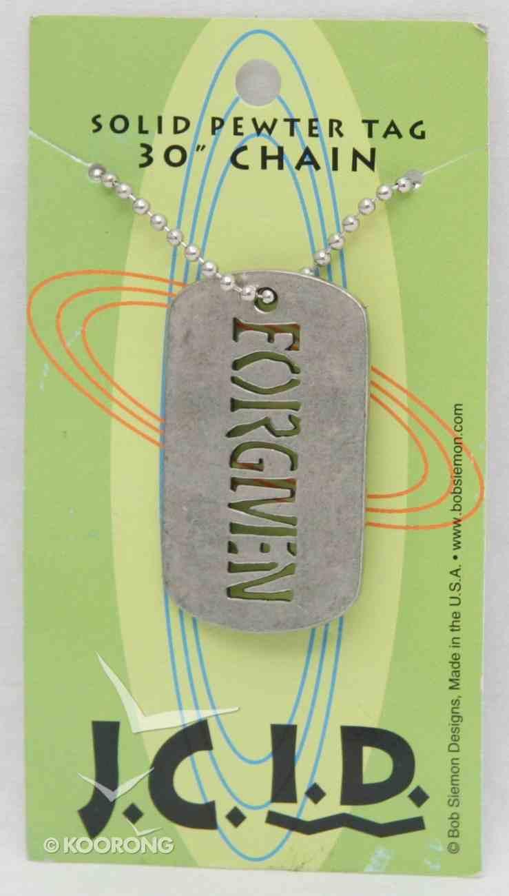 Jcid Tag: Forgiven Jewellery