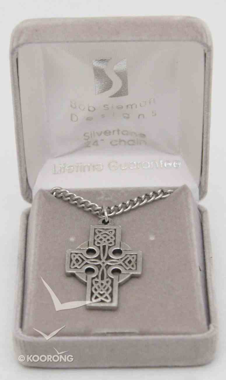 Pendant: Cross Celtic (Pewter) Jewellery