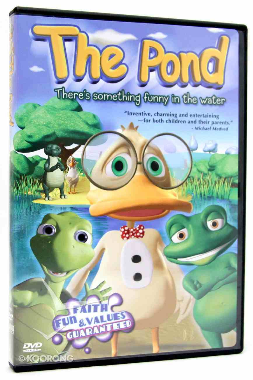 The Pond: There's Something Funny in the Water DVD