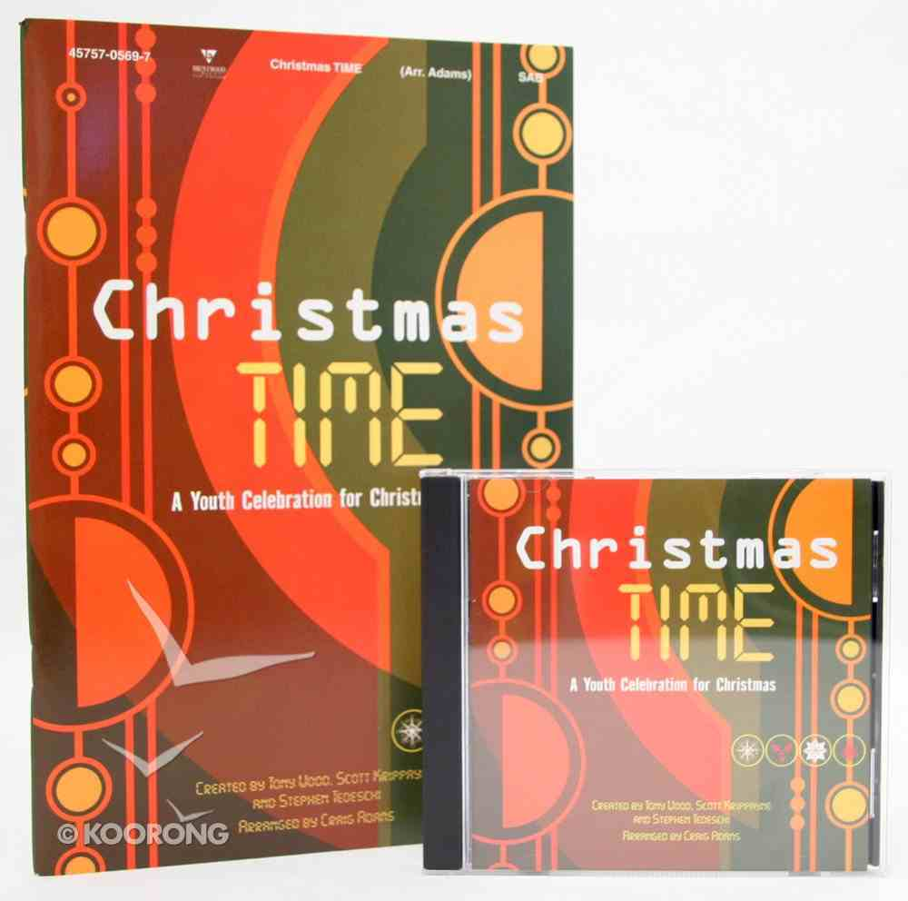 Christmas Time CD Preview Pack CD