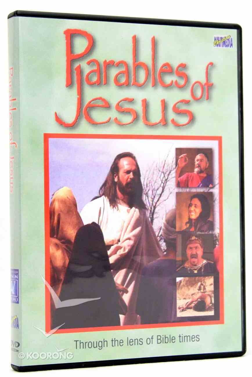 Parables of Jesus DVD