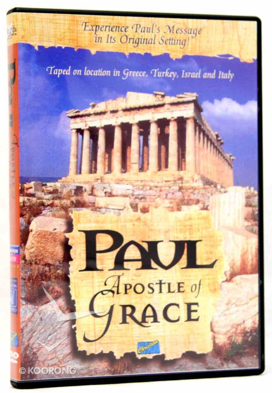 Paul Apostle of Grace DVD