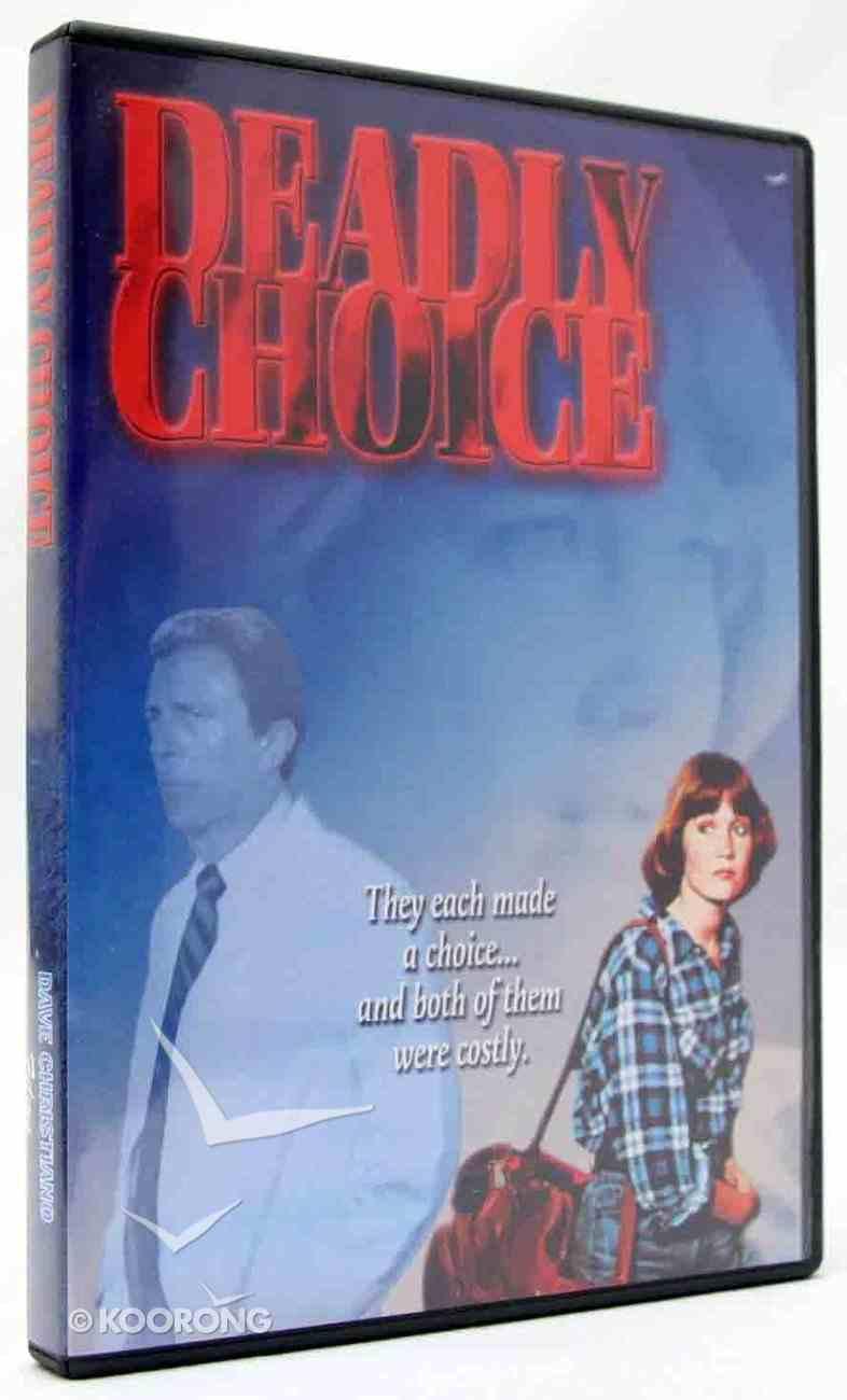 Deadly Choice (1982) DVD