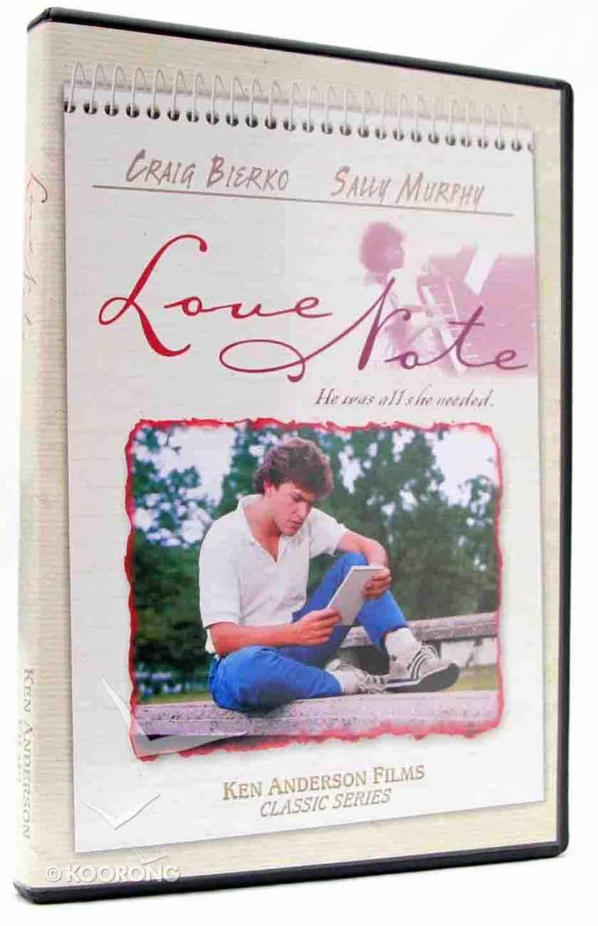 Love Note (1987) DVD