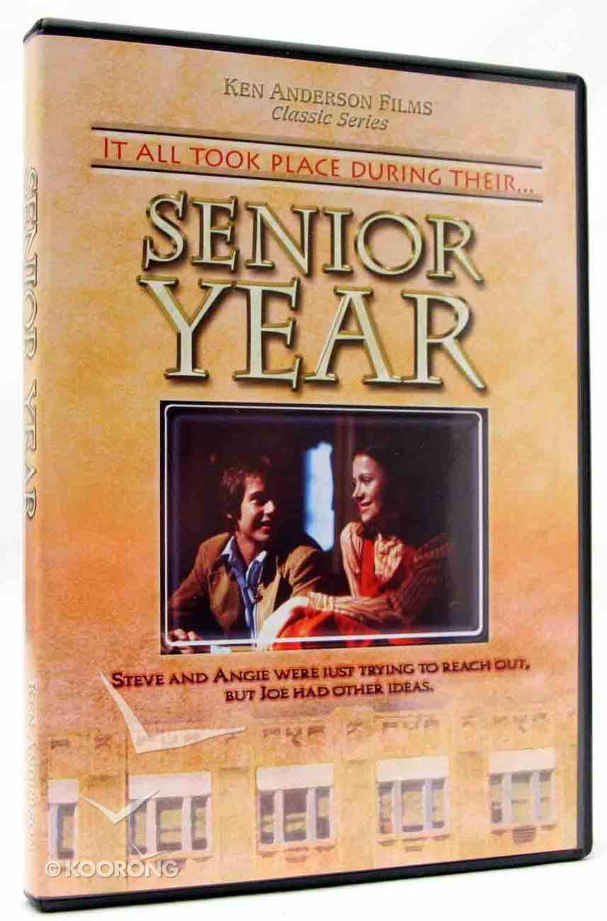 Senior Year (1976) DVD