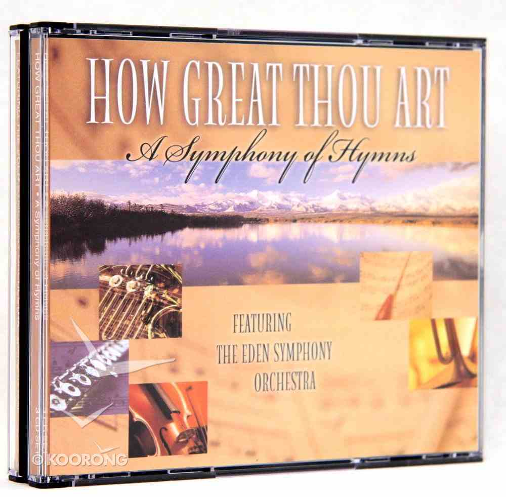 How Great Thou Art: A Symphony of Hymns (3 Cds) CD
