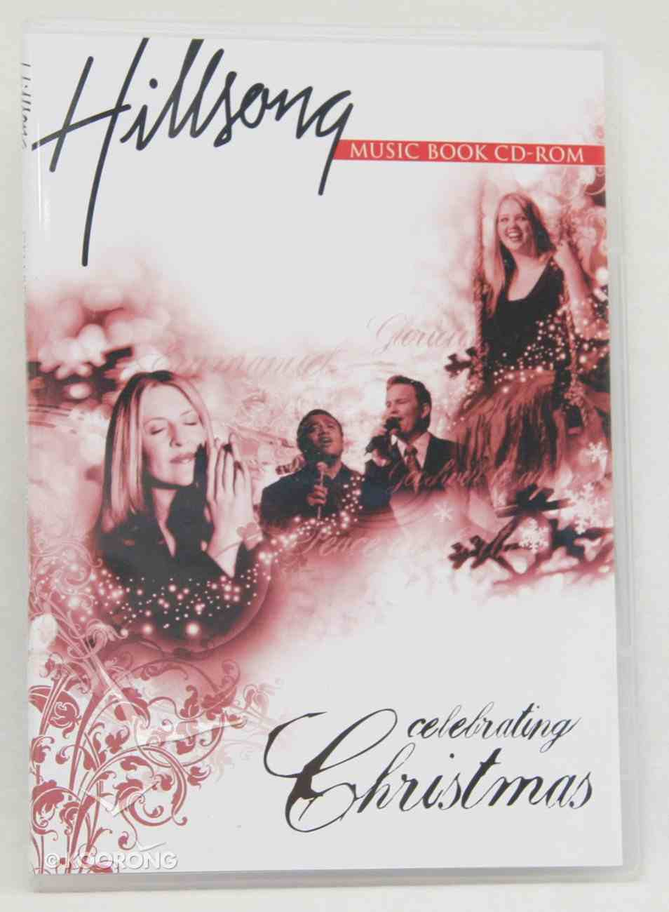2005 Hillsong Christmas: Celebrating Christmas CDROM (Music Book) CD-rom