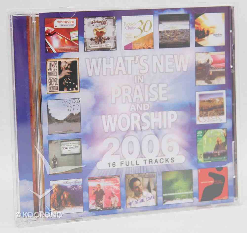 What's New in Praise & Worship 2006 CD