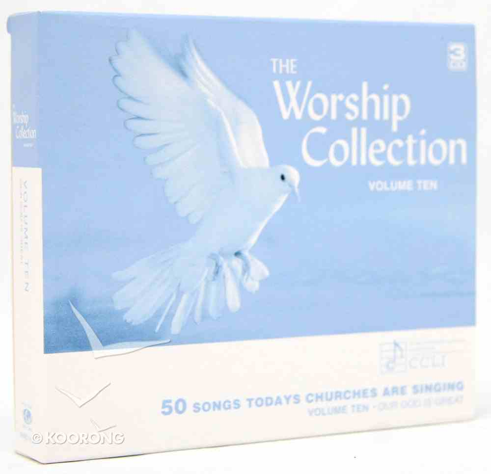 Worship Collection #10 (3 CD Pack) (#10 in Worship Collection Series) Pack