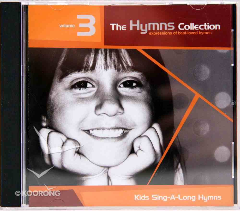 Kids Sing-A-Long Hymns (#3 in Hymns Collection) CD