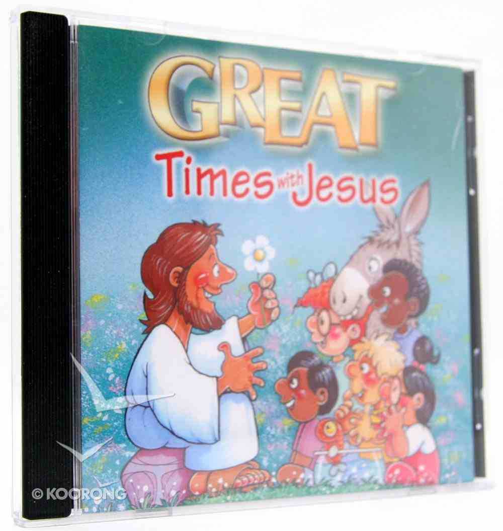 Great Times With Jesus CD