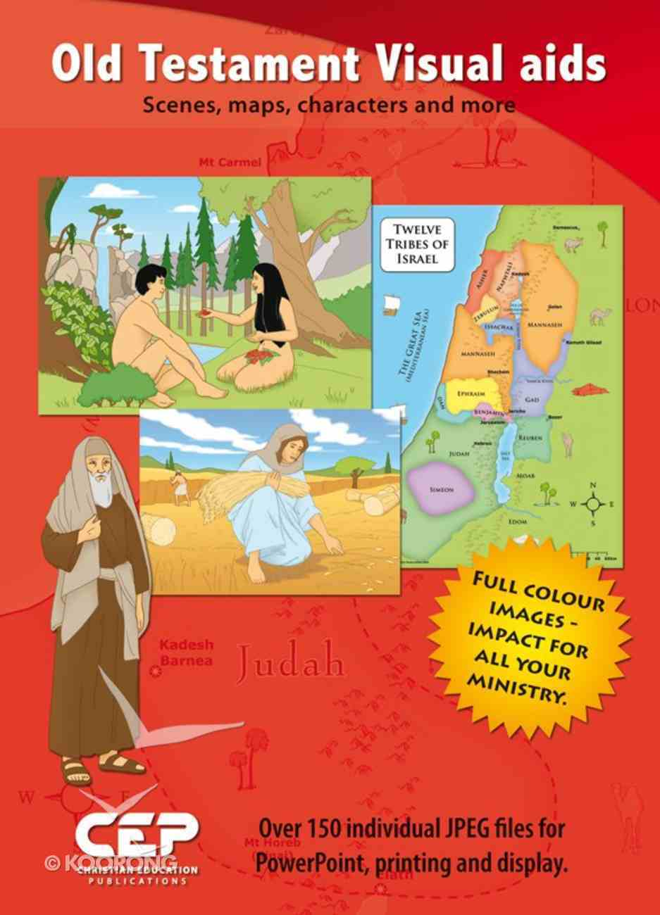 Old Testament Visual Aids CDROM CD-rom