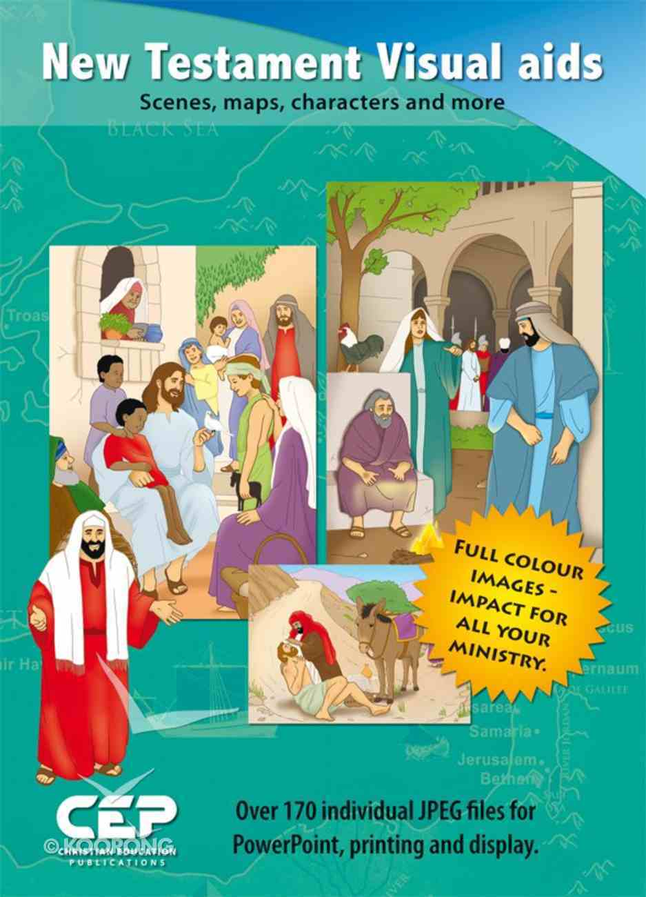 New Testament Visual Aids CDROM CD-rom