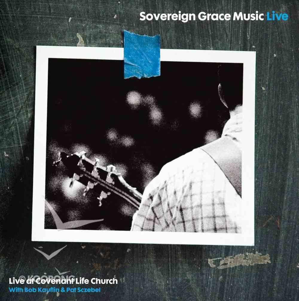 Sovereign Grace Music Live CD