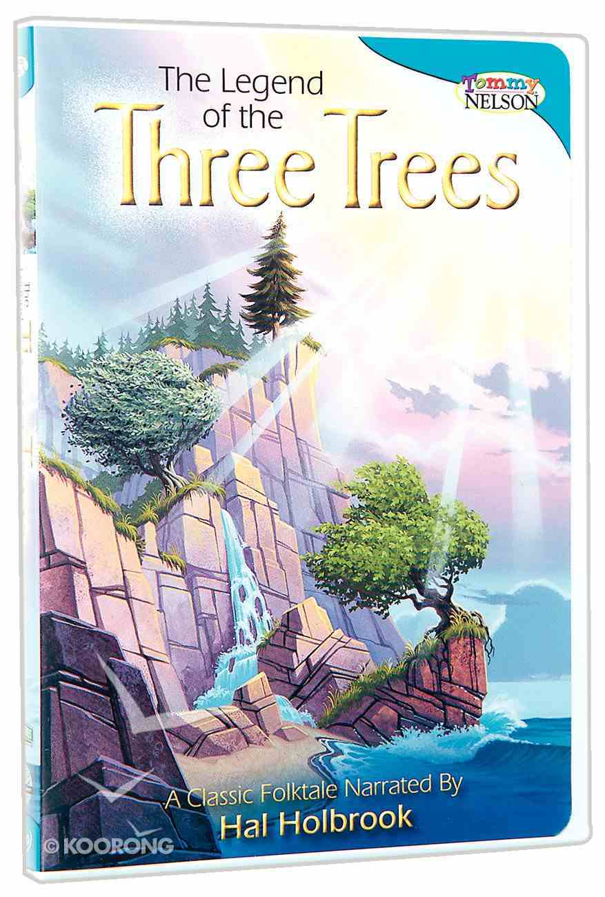 The Legend of the Three Trees DVD