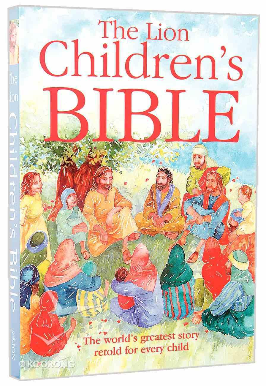The Lion Children's Bible Paperback