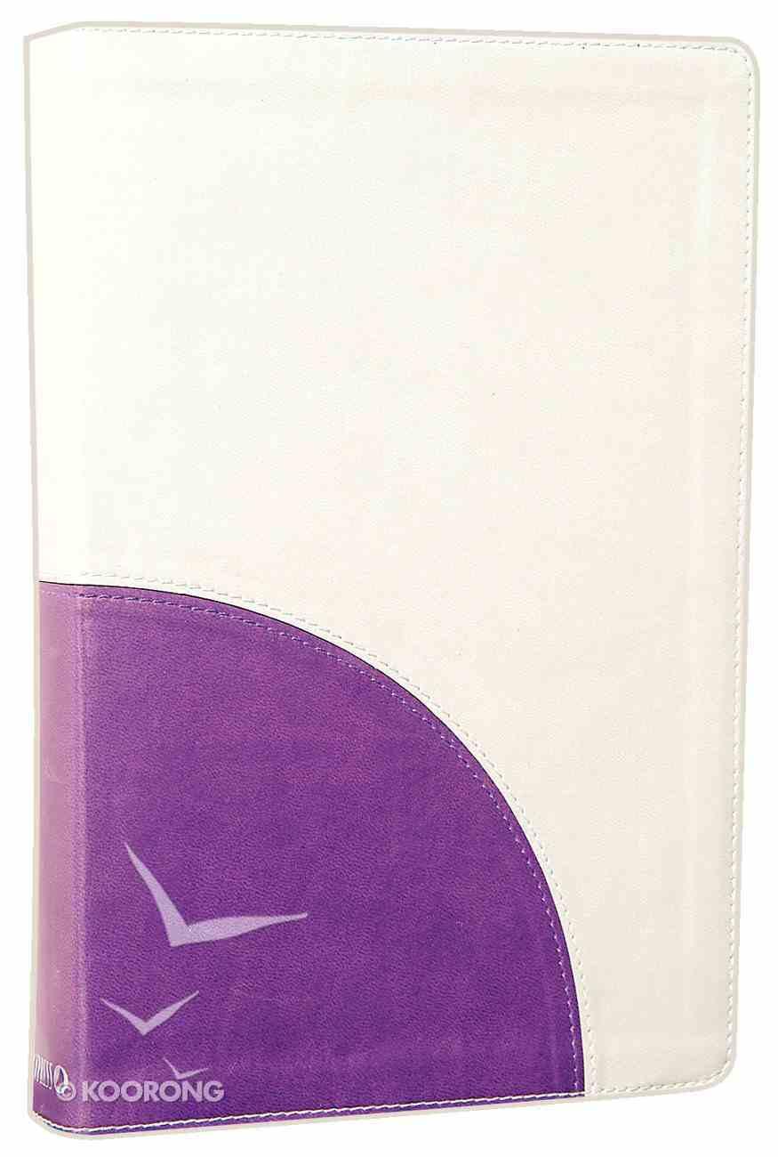 Message Numbered Edition Stone/Purple Imitation Leather