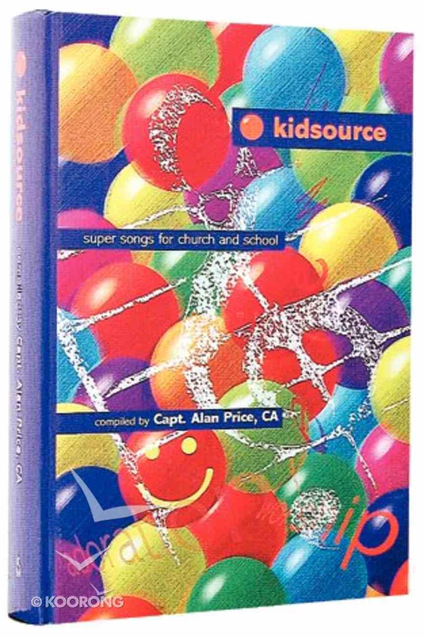 Kidsource Music Paperback