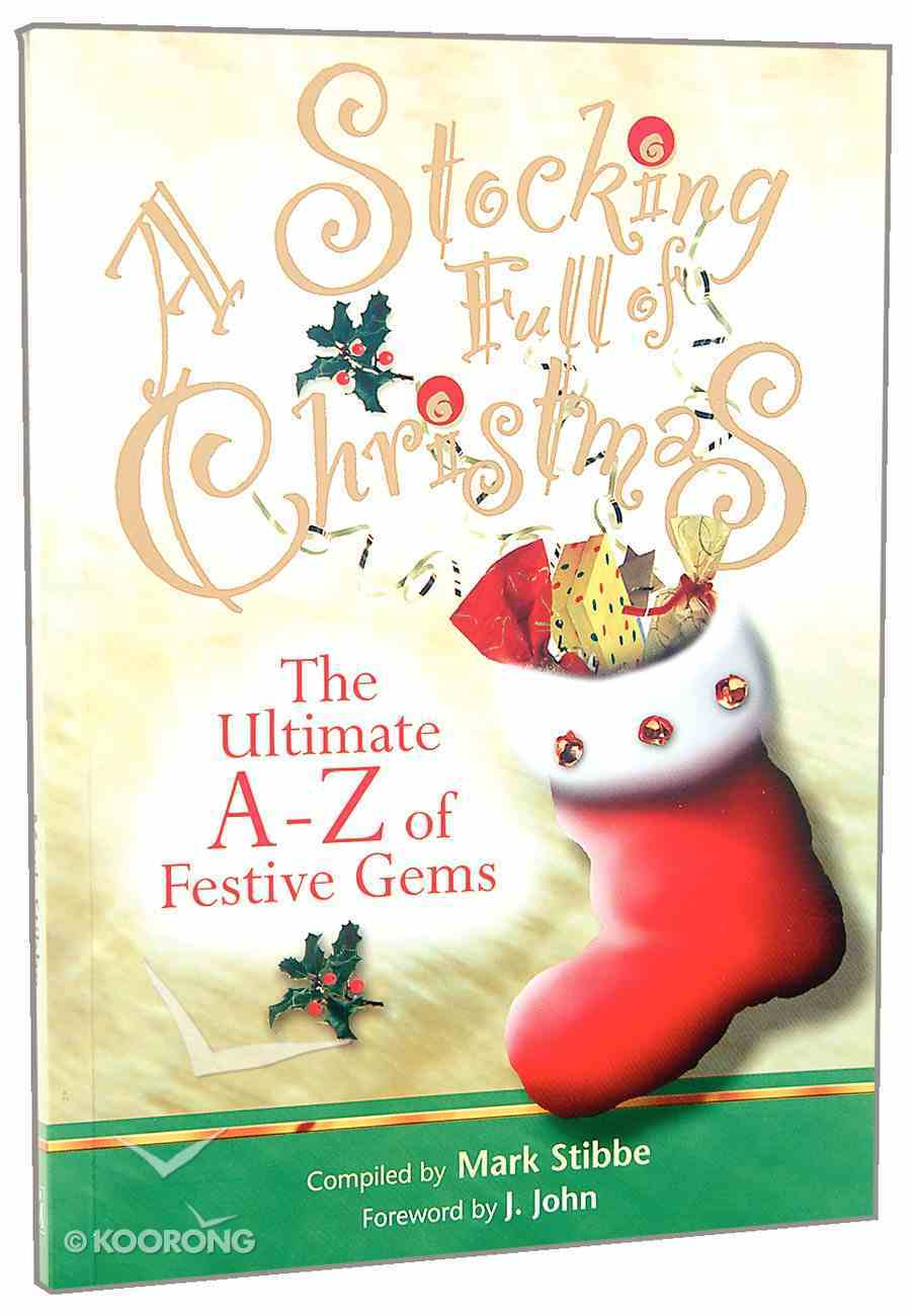 A Stocking Full of Christmas Paperback