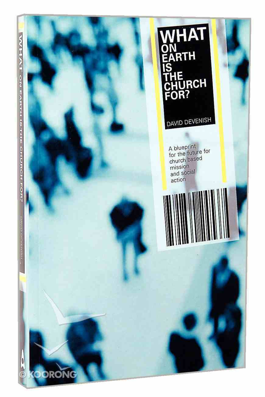 What on Earth is the Church For? Paperback
